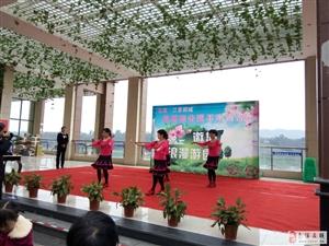 江景郦城业主游园会,演绎家的温馨