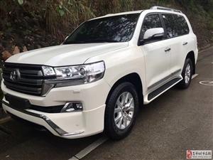 2016款丰田陆巡4500GX.R柴油
