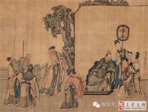 汉高祖刘邦与灵璧石