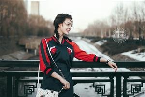 女神来了~~~陈瑶春日文艺写真曝光 气质清新诠释最美校花(图片)