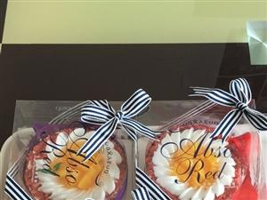 泽恩西点学校学员做的乳酪蛋糕,棒棒哒