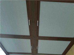 阳光房可以这样装天窗帘