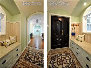 120�O美式三居室,家原来真的可以减压又治愈!