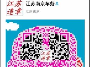 南京汽车补牌 补证  全国违章  扫一扫