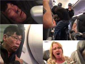 独家:超售机票属国际惯例;美联航暴力赶客太极端