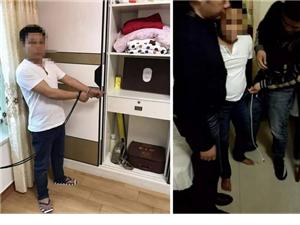 株洲一男子美高梅娱乐场盗窃11余万彩礼;已被刑拘
