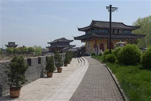 徒步高邮大运河 探访盂城古文史(一)