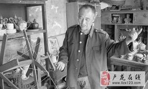卢龙老汉自建民俗博物馆