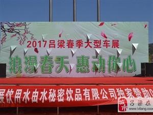 2017吕梁春季大型车展现场(图)