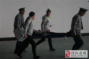信阳市百花会展公司迎茶节消防演练活动圆满结束