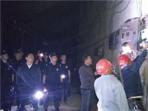 邵东环保展开夜间执法行动;7家非法洗水厂补断电