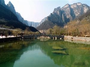 这个五一河南六成多游客选择自由行山水游玩走俏