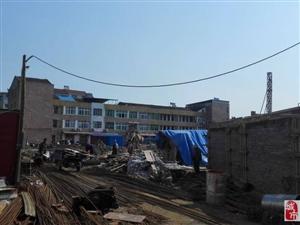 汉川市城隍镇政府征地搞开发
