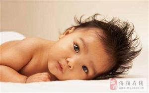 一岁宝宝头发稀少,你知道这是怎么引起的吗