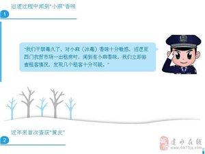 """建水民警闻香缉毒4公斤 首次查获""""黄皮""""毒品土料子"""