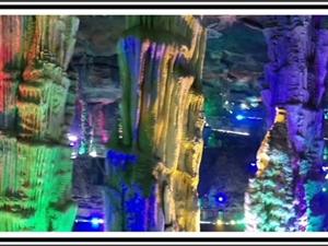 高端大气上档次――泰山大裂谷溶洞