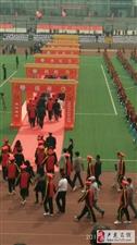 卢龙县中学十八岁成人礼