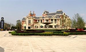 广汉目前最大的小区广场