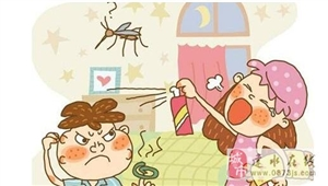 防蚊大作战准妈 禁用四种致畸用品