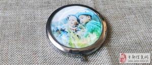 民族小栈民族特色礼品彝族漆器照片定制特色礼品