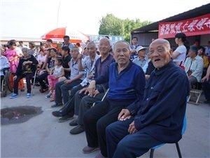 【母亲节】阜城县志愿者服务队率西河大鼓、戏剧歌曲艺术团走进蒋坊为老年人