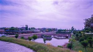 """蓝天、碧水,划船、戏水,打造一新的""""三江湖"""",让易家河坝更美了(组图)"""