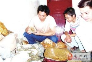 痴迷自然界艺术瑰宝  遂川一位农民收集奇石数千块