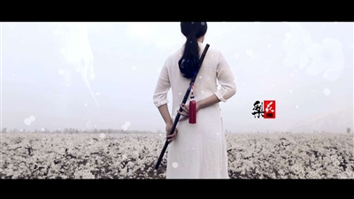 《梨花雨》音��MV,由藁城梨花景而��作的原��歌曲