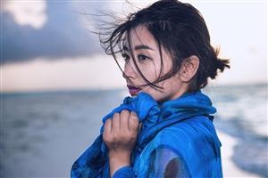 女神来了~~~美Cry!斓曦夏日海边唯美写真魅力迷人(图片)