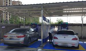 广汉又来了个共享便民设施――共享自助洗车中心!现在还免费洗车10天!