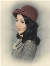 女神来了~~~陈梦瑶最新写真,再现百年前被惊艳的时光(图片)