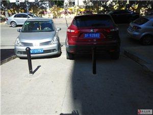 文化区个别司机停车,太不仗义了