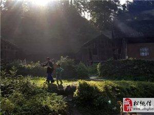 苗乡 | 黄茅棚:住在天宫的苗寨