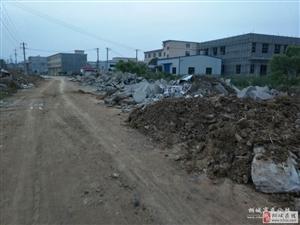 2015年范岗居委会后街的水泥路,耗资300万,桐城人看看啦