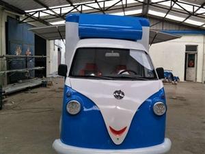 厂家直销电动小吃车 联系电话13603584640