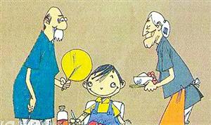 棍棒教育VS糖教育!打在娃身痛在娘心 孩子?#22797;?#35813;不?#20040;�}?</a