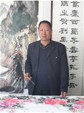 刘家乐――蓝关古道上的著名花鸟画家