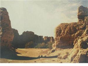 古代的瓜州,在�F在的什么地方?