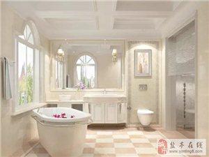 个性化的卫浴设计,让你时刻走在时尚的前沿