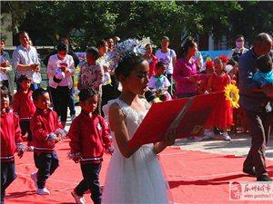 六一�和��瓜州�h慈善�f���殒i�城�小�W、四工小�W困�y�和�送上�日的祝福
