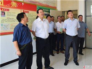 河北省侨联包东主席到高邑调研侨资企业