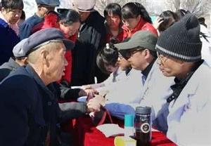静海区:义诊进乡村 活动暖民心