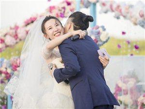 张玮杨烨巴厘岛完婚,现场被大海和鲜花拥簇,用云朵点缀,浪漫唯美