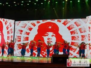 永丰县第十一届学校艺术节回放