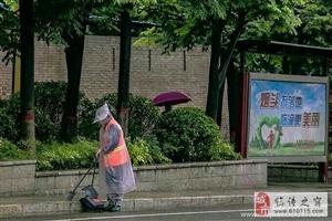 临潼风物人文影像之二十二―― 《雨来了,他们也来了》