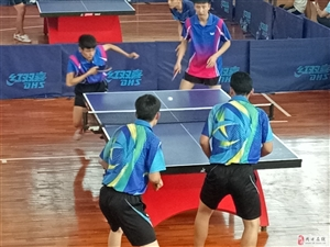 周口职院学生张震夺得河南省大学生乒乓球锦标赛男单冠军