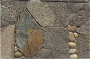 石墙,意想不到的美!