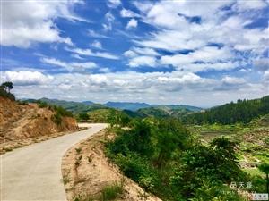 马顶:这样的高山小村落,才更静谧绝美!