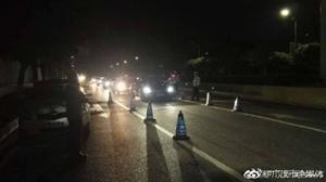 6月5日,交警大队对全市部分路段开展酒驾专项整治行动,保障市民出行安全