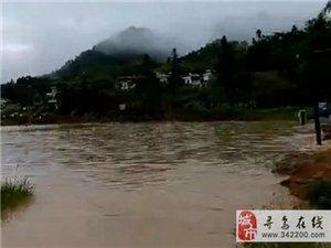 暴雨袭击!寻乌县晨光镇六社村受灾视频